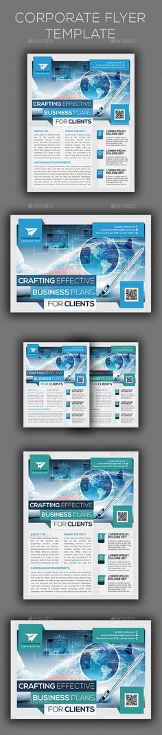 Corporate Flyer Templates  Flyer Template Template And Flyers