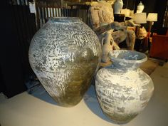 Large Pots from Thailand