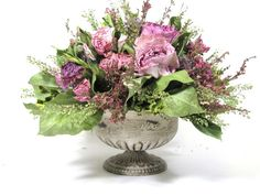 French Country Dried Floral Arrangement     $46.00  #flower_arrangement  #dried_flowers