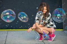 Selena Gomez Gets Sporty in Her Adidas Neo Campaign