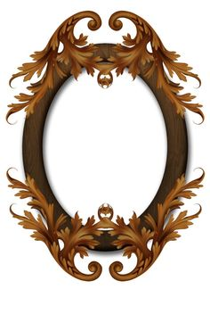 Autumn Frame by collect-and-creat:
