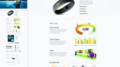 Nike+ on Behance