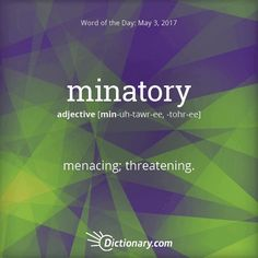 minatory