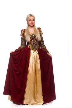 Принцеса Бордового ордену | Princess burgundy Order #princess #dress #ball #Queensandladies #PrincessburgundyOrder