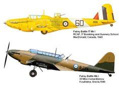 . . . A Fairey Aviation Company Limited construía aviões de combate desde a primeira guerra mundial, desenvolvendo aeronaves ...