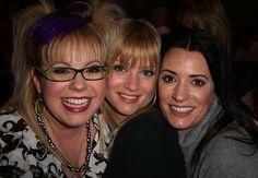 Penelope, JJ, and Emily (Kristen Vargas, A.J. Cook, Paget Brewster)