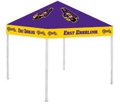 Pin it! :) Follow us :))  zPatioFurniture.com is your Patio Furniture Gallery ;) CLICK IMAGE TWICE for Pricing and Info :) SEE A LARGER SELECTION of patio awning and canopies at  http://zpatiofurniture.com/category/patio-furniture-categories/patio-canopies-awnings/ - Rivalry NCAA East Carolina Pirates Canopy Top « zPatioFurniture.com
