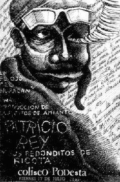 TEATRO COLISEO PODESTA (La Plata)- VIERNES 17/7/1987