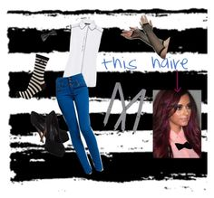 A fashion look from May 2013 featuring button shirt, high-waisted jeans and ankle length socks. Browse and shop related looks. Oasis, Famous People, Claire, My Friend, Shoe Bag, Polyvore, Stuff To Buy, Shopping, Collection
