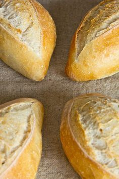 recipes on this site are great (all in German) (Baking Pasta) German Bread, German Baking, Bread Recipes, Baking Recipes, Artisan Bread, Rolls Recipe, Bread Baking, Grilling Recipes, Love Food