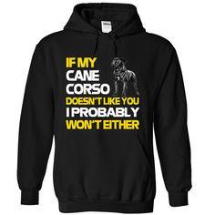 Funny Tshirt Cane Corso