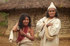 COLOMBIA -¿Quiénes son los Koguis? « La Noche del Arco Iris