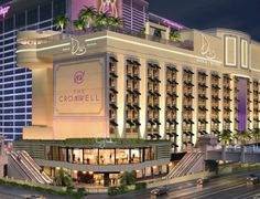 Las Vegas' Coolest New Boutique Hotel: The Cromwell