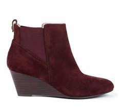 Sole Society - Ankle booties - Addison - Burgundy