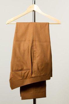 Herringbone Jacket with Houndstooth Waistcoat — De Oost Bespoke Tailoring