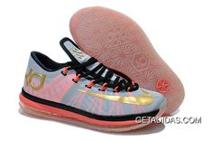 """Find Nike KD 6 VI Elite """"Gold"""" White/Mango-Metallic Gold For Sale New Release online or in Pumaslides. Shop Top Brands and the latest styles Nike KD 6 VI Elite """"Gold"""" White/Mango-Metallic Gold For Sale New Release of at Pumaslides. All Kd Shoes, Nike Kd Shoes, Nike Kd Vi, Nike Run, Jordan Shoes For Women, New Jordans Shoes, Nike Shoes Cheap, Nike Shoes Outlet, Air Jordan Shoes"""