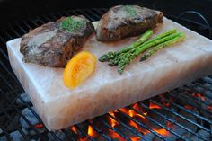 Food Tool Friday: Why You Need to Cook on a Himalayan Salt Block « Food Hacks