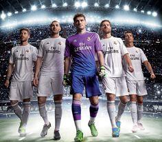 New kit. Omg. Dead....Iker Casillas looks sooo good
