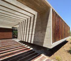 Casa S&S, Costa Esmeralda, Argentina - M. V. Besonías + G. de Almeida - foto: Gustavo Sosa Pinillla