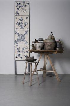 Paula Leen's Fabric Tiles