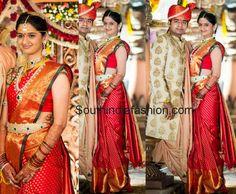 south indian bridal sarees