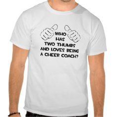 Best Cheer Shirt | Coach T-Shirt