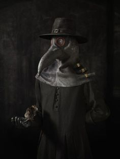 Photo by Erwin Olaf - Plague Doctor