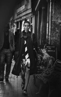 Interview November 2015 : Rooney Mara by Peter Lindbergh