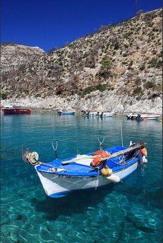îles ioniennes, les sept lieux grecs
