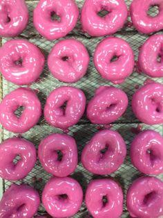 Beet Doughnuts