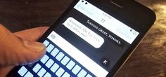 tracking text messages from iphone