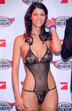 Sexy Babe Micaela Schaefer posing in black Lingerie Lingerie Fine, Teddy Lingerie, Sheer Lingerie, Black Lingerie, Beautiful Lingerie, Lingerie See Through, Sheer Bikini, Schaefer, Bikini Photos