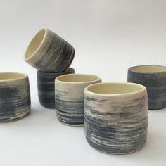 Sneak peak of my new limited edition espresso cups. Up on the web shop now for a short period #espressocup #ceramics #pottery #keramik #home #hoxton #hjem #skandihus #danish #danskdesign #danishdesign #scandinaviandesign #scandinavian #scandinavianstyle #monochrome #minimal #minimallove #design #lovemyjob #turningearthuk #handmade #crafts #londonfoodies #coffeelovers #coffee by skandihus_london