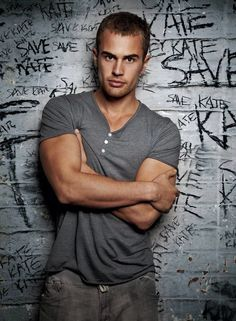 Theo James, my new obsession.