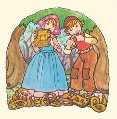 Rie Cramer -Hansel & Gretel