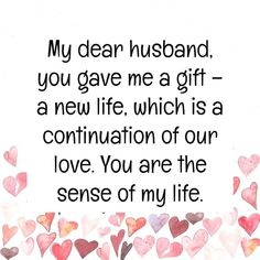 The 43 cutest love quotes for husband love quotes for your husband pictures i love my husband quotes and sayings Husband Quotes From Wife, Wishes For Husband, Message For Husband, Love Message For Him, Husband And Wife Love, I Love My Hubby, Wife Quotes, Husband Prayer, Best Thank You Message