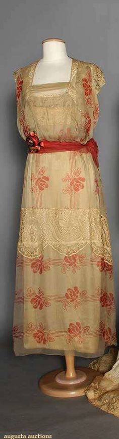Dress 1914 Augusta Auctions Upcoming Sales