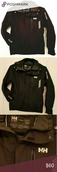 Helly Hansen Winter Coat ? Helly Hansen Winter Coat ? Size 10 Boys. Only used one season. Excellent condition. Helly Hansen Jackets & Coats