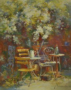 Johan Messely, 1927   The Secret Gardens   Tutt'Art@   Pittura * Scultura * Poesia * Musica  