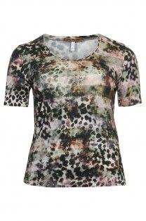 STEILMANN T-Shirts online bestelbaar via Nr4 #GroteMaten #Dames via link http://www.nr4.be/nl/shop/artikel/steilmann_t-shirts_112154