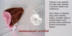 شغل ابره NEEDLE CRAFTS: بالصور و الباترون ديكور بالكروشيه جميل - nice crochet pattern
