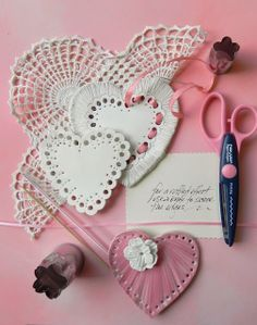 Create truly unique and romantic gifts with this simple clay project.