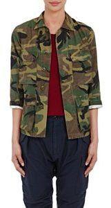 Pin for Later: 16 Übergangsjacken für einen stylischen Frühjahr ohne Frostbeulen  NLST Feldjacke mit Camouflage-Muster (445 €)