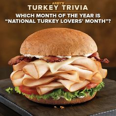 Did you celebrate your love for turkey this year?  It's never too late. Come in to Arby's and try our #GrandTurkeyClub. Or learn more here: http://trib.al/EjPYLDQ