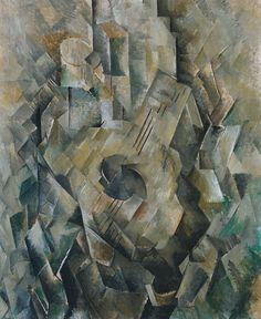 An analytical painting by Braque showing the essence rather than the appearance of the subject. Description from pdp-michellekeith.blogspot.com. I searched for this on bing.com/images
