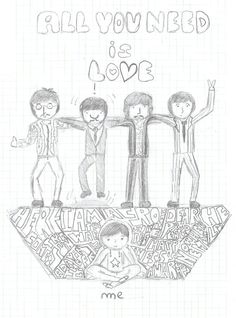 The Beatles with me by me (McLennonHaStarr)