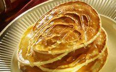 Nyd de små, tykke amerikanske pandekager til brunch eller server dem som dessert.