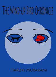 Catherine Maguire's cover for The Wind-Up Bird Chronicle
