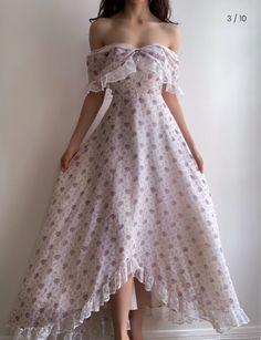 Pretty Outfits, Pretty Dresses, Beautiful Dresses, Cute Outfits, Ball Dresses, Ball Gowns, Prom Dresses, Barbie Mode, Fairytale Dress
