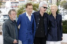 ~~Tom Hiddleston Photos - 'Only Lovers Left Alive' Photo Call in Cannes - Zimbio~~